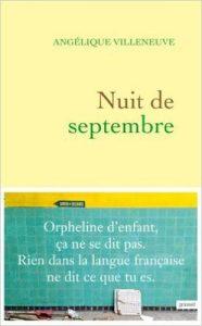 nuit septembre